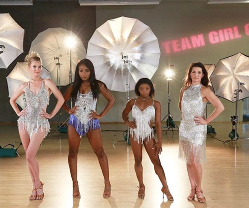 DWTS_Team_Girl_Group_Video