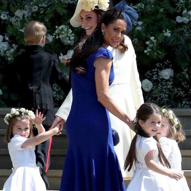 Jessica-Mulroney-Blue-Dress-Royal-Wedding-2018